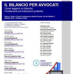 Il bilancio per avvocati (IV edizione)