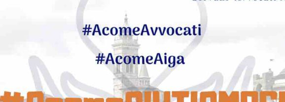 Raccolta fondi AIGA per l'Ospedale Papa Giovanni XXIII di Bergamo