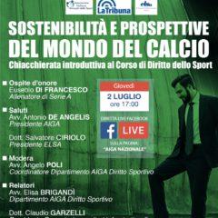 Sostenibilità e prospettive del mondo del calcio